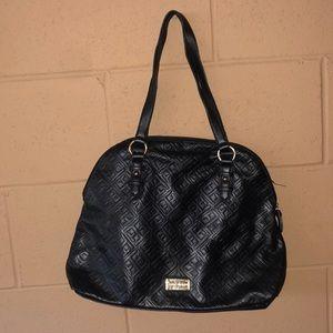 Black Tommy Hilfiger purse